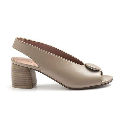 trova fattura scarpe da skate meglio Zoe - Chanel Lory Tortora in Nappa con Tacco Medio - Lory ...