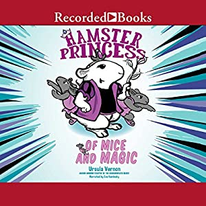 Hamster Princess Audiobook