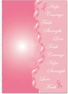 product image for HOD5226 - Breast Cancer Awareness Monthly Planner/Journal