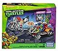 Mega Bloks Teenage Mutant Ninja Turtles Leo Shredder Showdown Construction Set