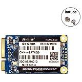 Zheino Q3 内蔵型 mSATA 120GB SSD (30*50mm) 3年保証 mSATAIII 6Gb/s mSATA ミニ ハードディスク