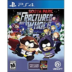 Ubisoft and South Park Digital Studios Announce South Park: The Fractured but Whole
