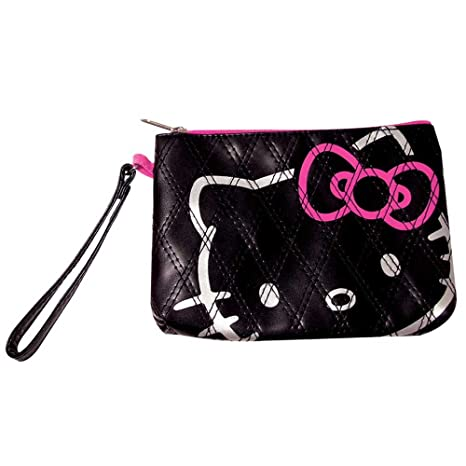 Hello Kitty Coin Purse with wrist strap