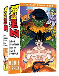 Dragon Ball Z: Movie Pack  Collection One (Movies 1-5)