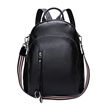 b94db7ce25307 Amazon.com: Xingganglengyin Backpack Female 2018 Europe and The ...