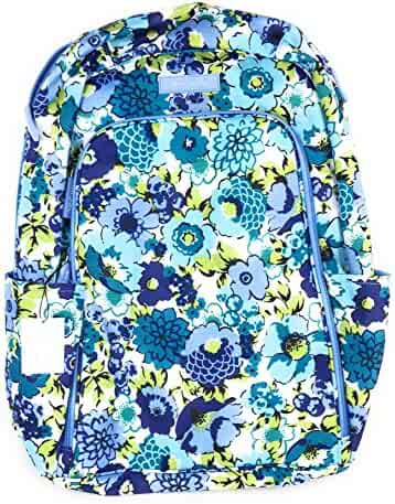 Nike Jordan Jumpman Airborne White Laptop Backpack. seller  All About  Faith. (0). Vera Bradley Laptop Backpack Blueberry Blooms c85be86127e94