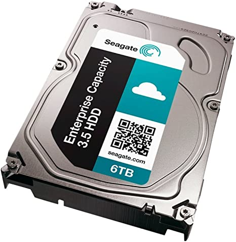 Seagate ST6000NM0024 - Disco Duro Interno 3.5