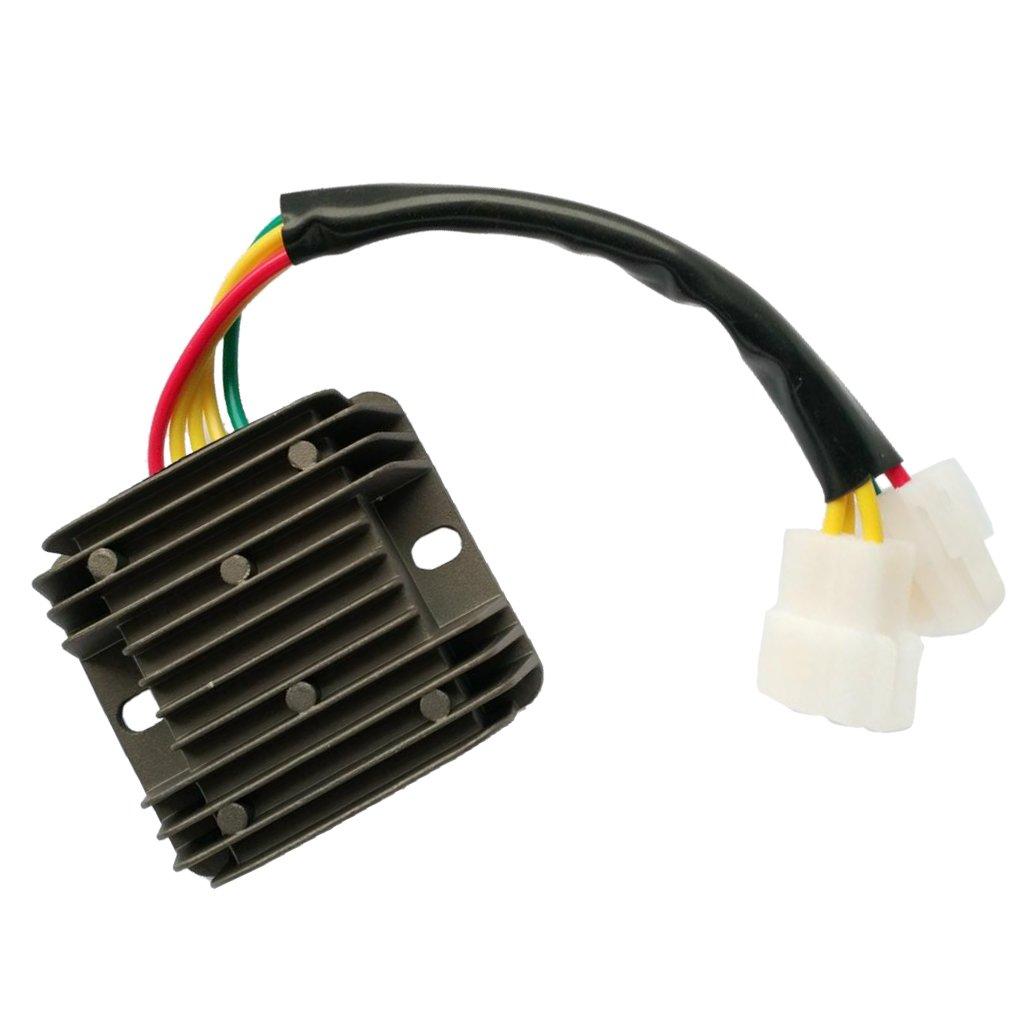 Perfeclan rectificador de voltaje rectificador para hyosung gt650r gt650 gv650 gv700 st7 gt650s