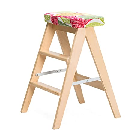 Fabulous Th Ladder Stools Foldable Step Stool Kitchen High Stool Machost Co Dining Chair Design Ideas Machostcouk