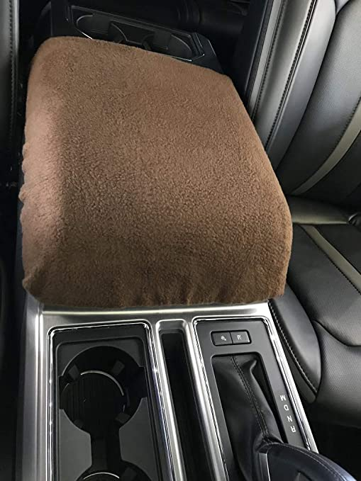Fits Ford F150 F250 F350 Trucks 2011-2019 Center Armrest Console Lid Cover  Your Console Must Match Photo Shown