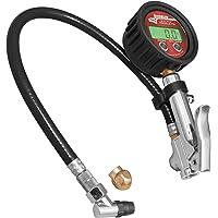 Longacre 52-53008 Digital Quick Fill Tire Press. Gauge, 0-60