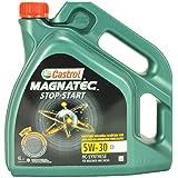 Castrol MAGNATEC Stop-Start 5W-30 C3 Aceite de Motores 4L