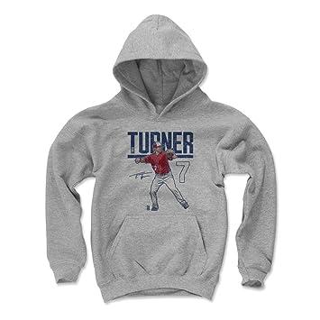 buy popular 2fea9 41a23 Amazon.com : 500 LEVEL Trea Turner Washington Baseball Kids ...