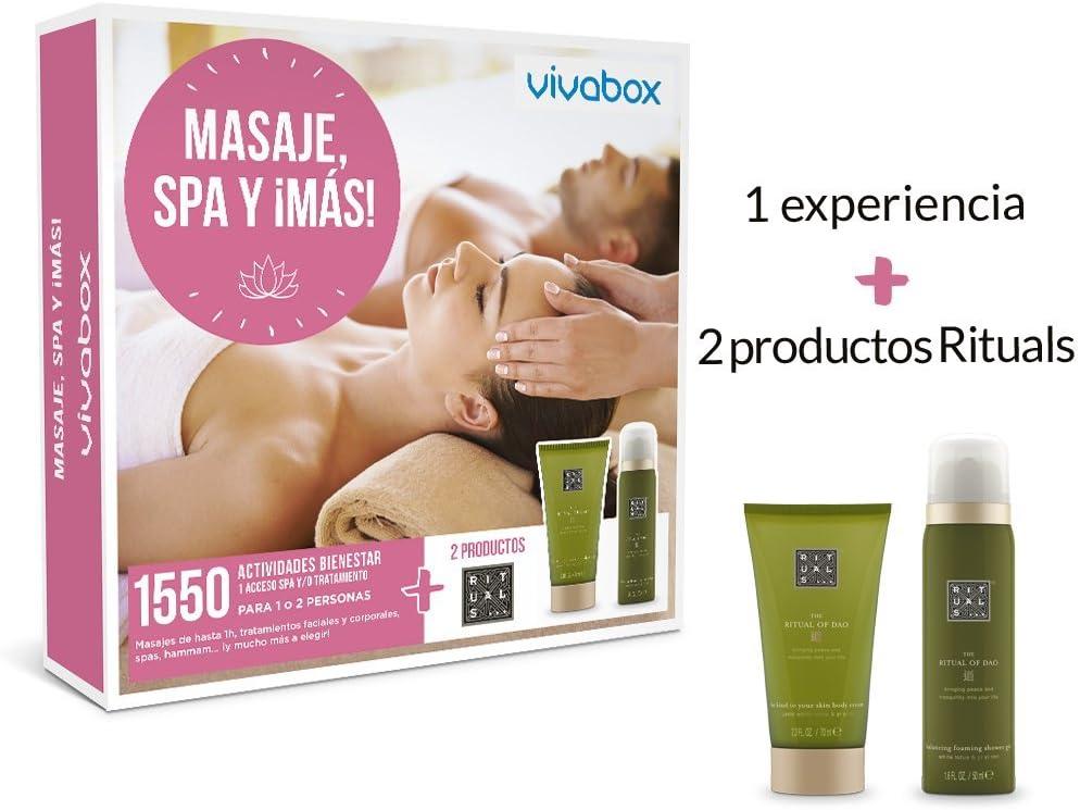 vivabox masaje spa y mas