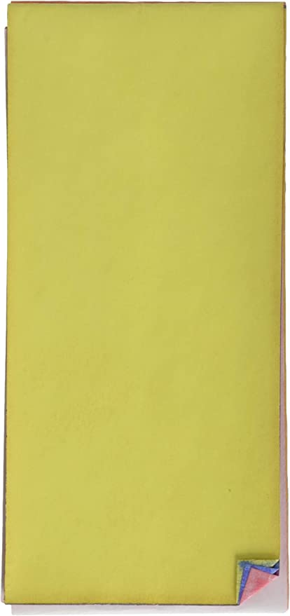 """Dritz Sew 101 Cire-sans double-face papier calque 5//pkg-3/""""x19.5/"""""""