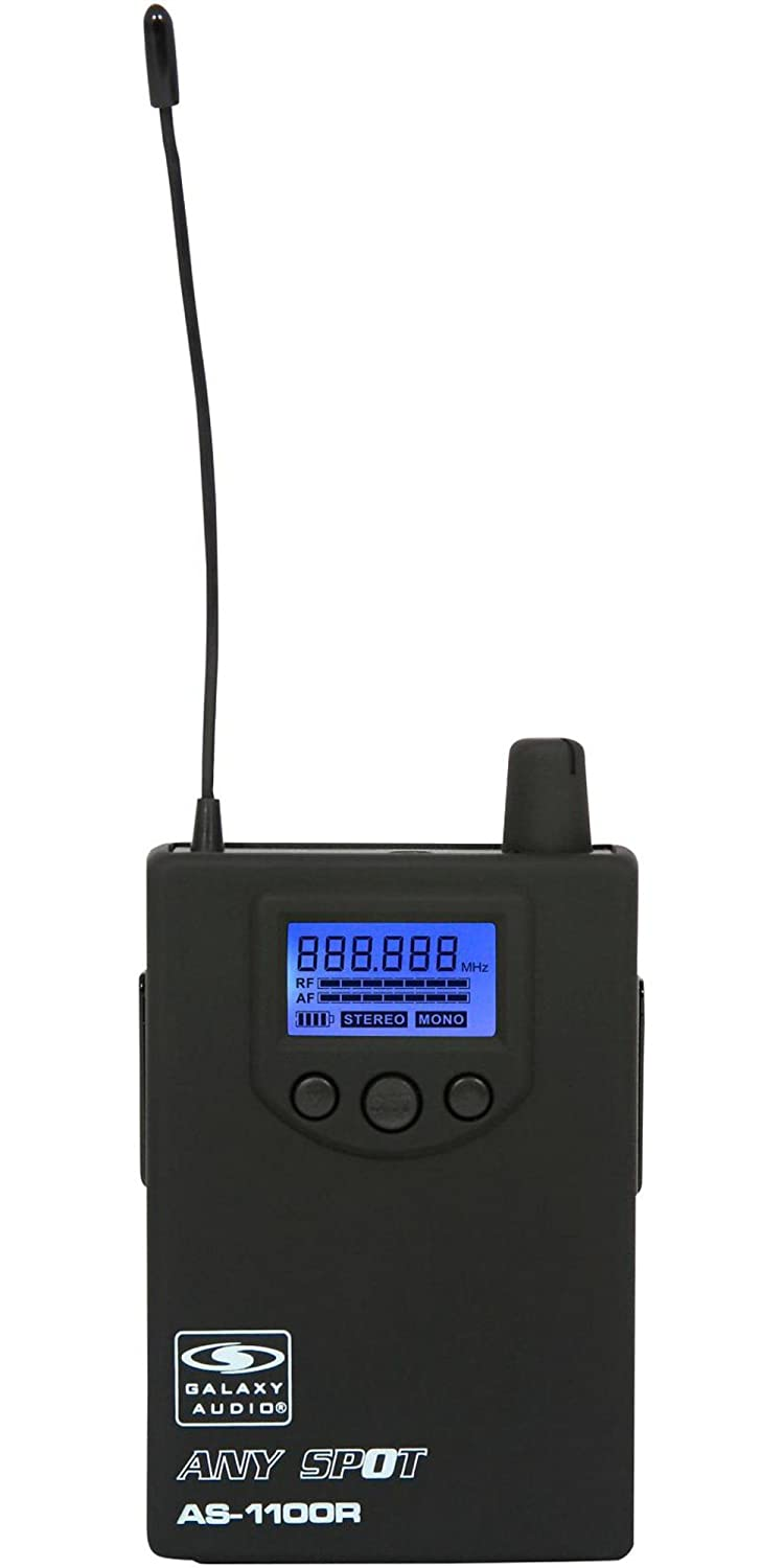 Galaxy Audio Any Spot AS-1100R - D-Band AS-1100RD
