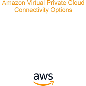 Amazon Virtual Private Cloud Connectivity Options (AWS Whitepaper)