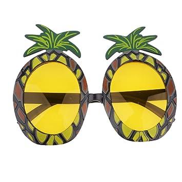 Piña gafas de sol Tropical playa Caribe novedad gafas disfraz ...