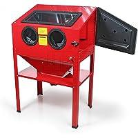 Cabina chorreadora de arena 220 litros Gabina arenadora