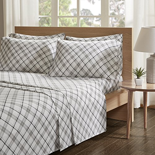 cal king sheets flannel - 9