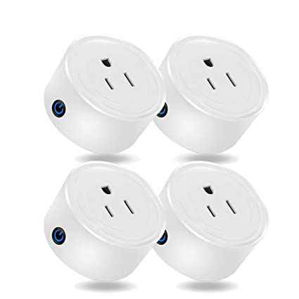 Martin Jerry mini Smart Plug Compatible with Alexa and