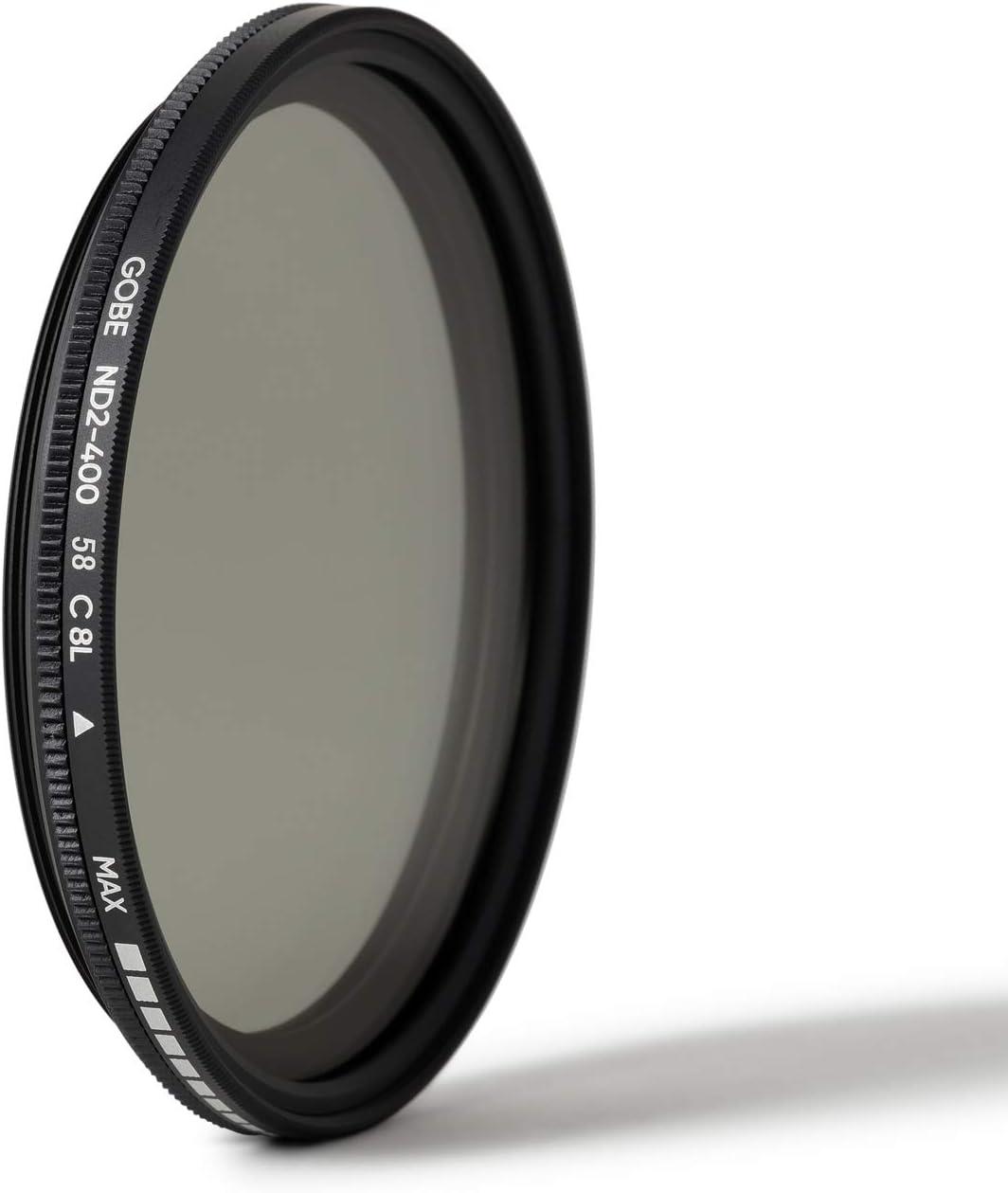 1Peak Gobe NDX 52mm Variable ND Lens Filter