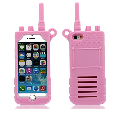 3D Cartoon interfono interphone)  iPhone 5 Carcasa, iPhone ...