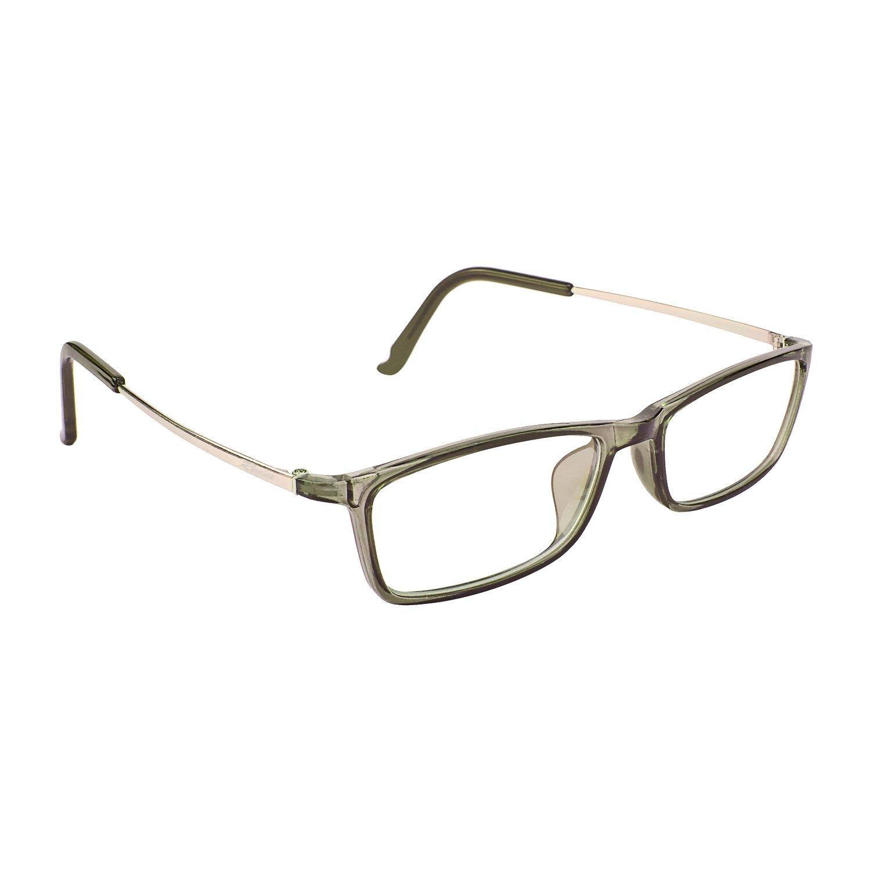 ac7cd741beb Redex Full Rim Rectangle Unisex Eyewear Frame(JK158)  Amazon.in ...