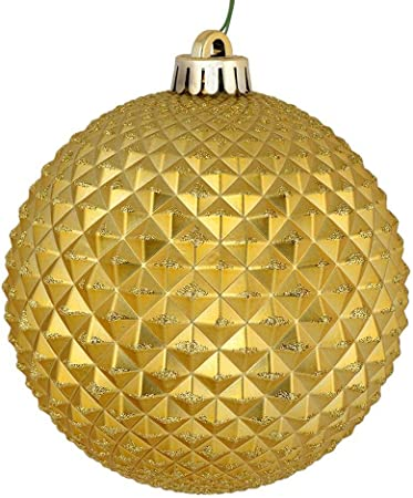 "Details about  /Vickerman 6/"" Emerald Durian Glitt Ball Drill 4//Bg"