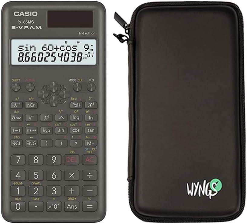 SafeCase Schutztasche Casio FX-85MS 2