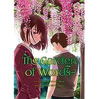 The Garden of Words Kindle & comiXology eBook