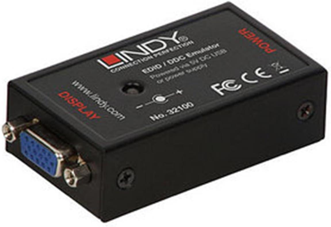 LINDY EDID//DDC Emulator Programmer for VGA//DVI Displays