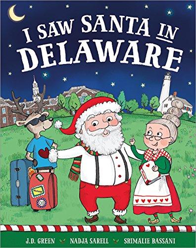 I Saw Santa in Delaware (Delaware Store Christmas)