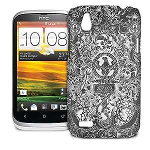 Phone Case For HTC Desire V T328W - Ancient Rome SPQR Hardshell Cover