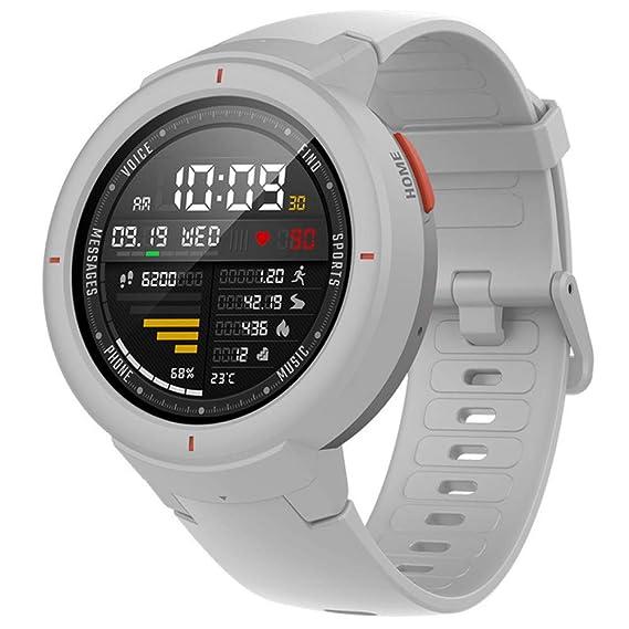 SZPZC-A Smart Watch GPS Smartwatch 1.3 Pulgadas Pantalla Amoled ...