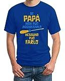 Regalo Festa del papà - Se papà Non può aggiustarlo T-Shirt Maglietta Uomo