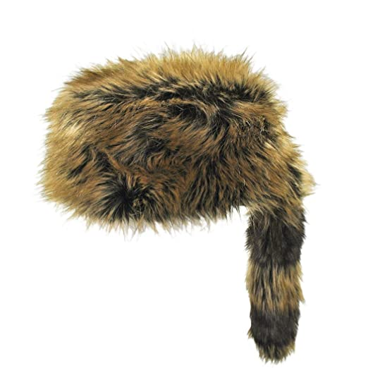 Coonskin Cap-Child (Medium) at Amazon Men s Clothing store  Baseball ... b3457afd0c9