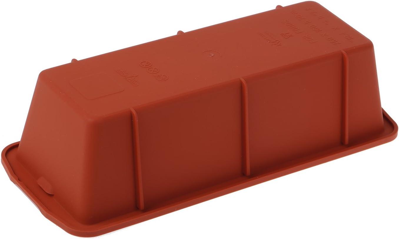 silikomart Stampo in Silicone Plumcake cm.26