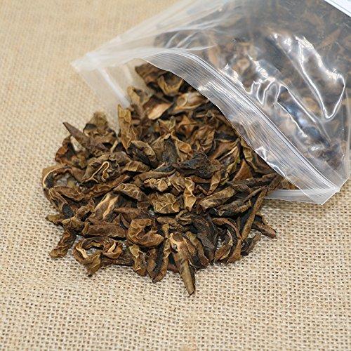 Teriya Changbai Mountain wild green walnut skin into slices and dried before picking green walnut stem Qinglongyi 250g shipping by Teriya (Image #1)