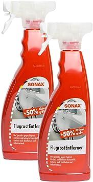 Sonax 2x 05134000 Flugrost Entferner 750 Ml Auto