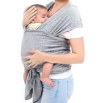 fish Porte-bébé Sling Gigoteuse pour bébé en Coton Wrap Nouveau-nés Hipseat  Allaiter 35e78468186