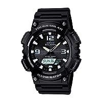 Men's Solar Sport Combination Watch