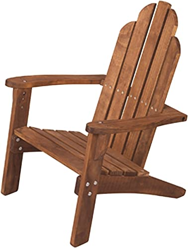 Maxim Child s Adirondack Chair. Kids Outdoor Wood Patio Furniture for Backyard, Lawn Deck
