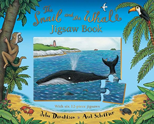 The Snail and the Whale Jigsaw Book (Whale Jigsaw)