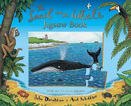 The Snail and the Whale Jigsaw Book (Snail Jigsaw)