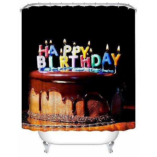 aqwi4r feliz tarta de cumpleaños velas Fire vacaciones ...