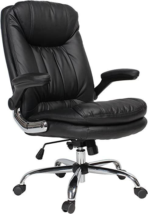 The Best Executive Leather Ergonomic Office Chair