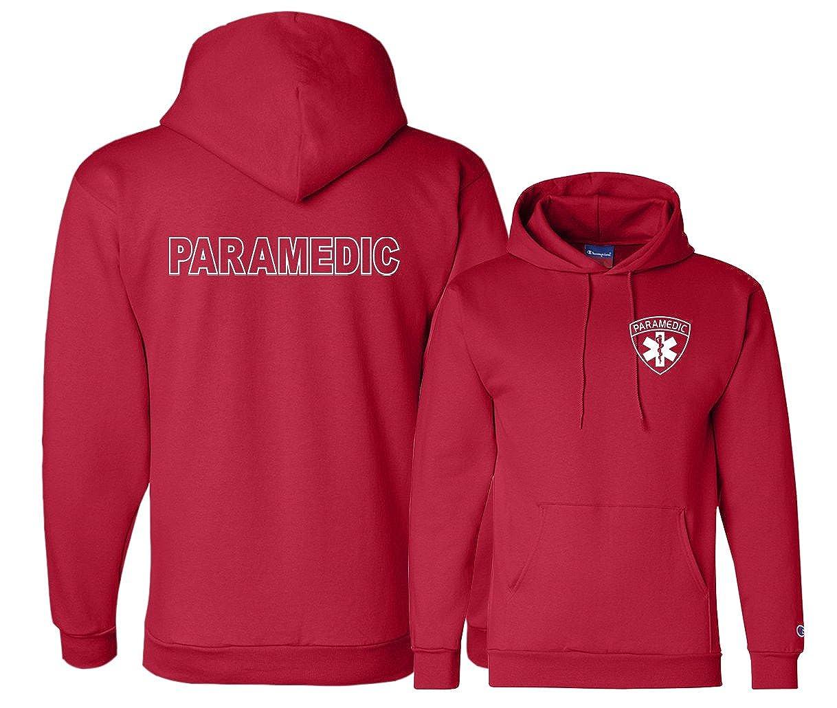 Paramedic Sweatshirt Emergency Medical Services Hoodie Heren