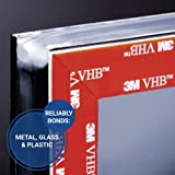 3M 4926 Gray Double Sided Conformable Acrylic
