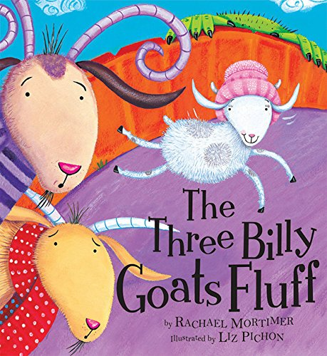 Three Billy Goats Fluff